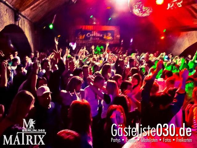 https://www.gaesteliste030.de/Partyfoto #59 Matrix Berlin vom 13.04.2012