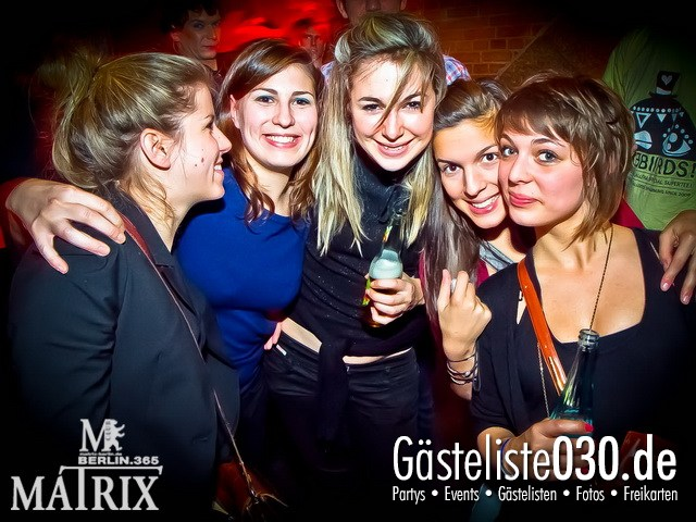 https://www.gaesteliste030.de/Partyfoto #37 Matrix Berlin vom 14.12.2011