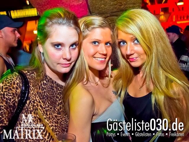 https://www.gaesteliste030.de/Partyfoto #10 Matrix Berlin vom 21.04.2012