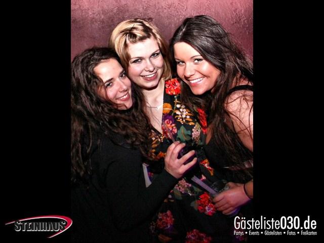 https://www.gaesteliste030.de/Partyfoto #18 Steinhaus Berlin vom 23.03.2012