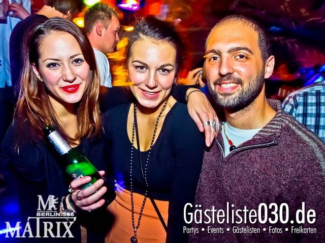 https://www.gaesteliste030.de/Partyfoto #68 Matrix Berlin vom 11.01.2012