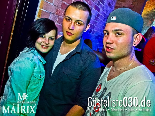 https://www.gaesteliste030.de/Partyfoto #21 Matrix Berlin vom 10.03.2012