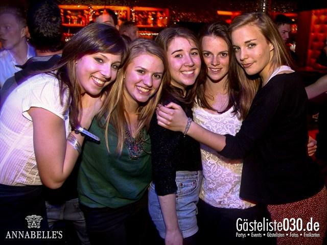 https://www.gaesteliste030.de/Partyfoto #25 Annabelle's Berlin vom 09.04.2012