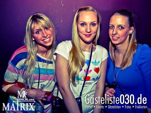 https://www.gaesteliste030.de/Partyfoto #50 Matrix Berlin vom 10.03.2012