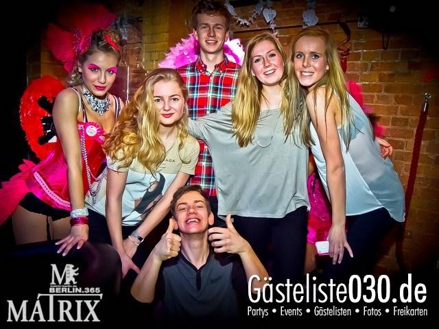 https://www.gaesteliste030.de/Partyfoto #53 Matrix Berlin vom 14.02.2012