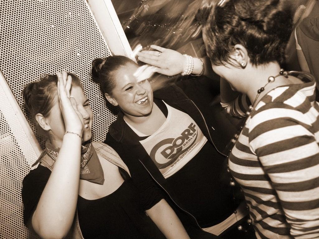 Partyfoto #75 Q-Dorf 04.01.2012 Berliner Clubnacht