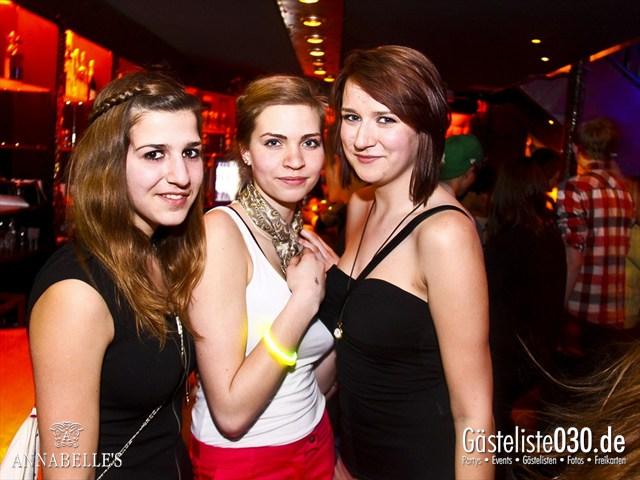 https://www.gaesteliste030.de/Partyfoto #6 Annabelle's Berlin vom 10.04.2012