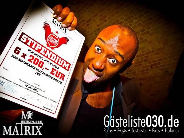 https://www.gaesteliste030.de/Partyfoto #23 Matrix Berlin vom 26.04.2012