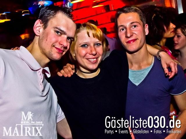https://www.gaesteliste030.de/Partyfoto #98 Matrix Berlin vom 17.03.2012