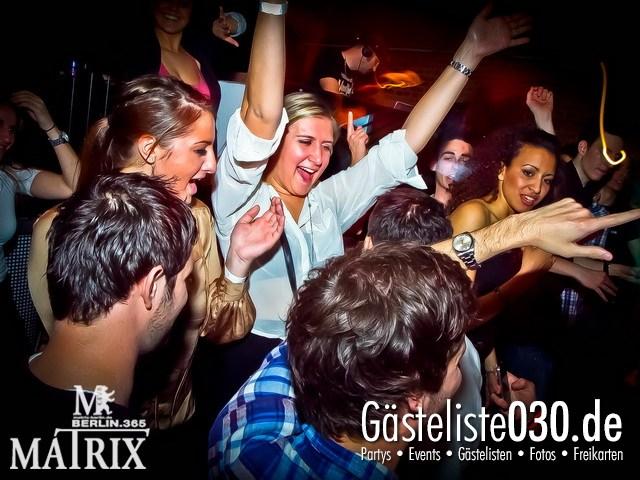 https://www.gaesteliste030.de/Partyfoto #81 Matrix Berlin vom 30.03.2012