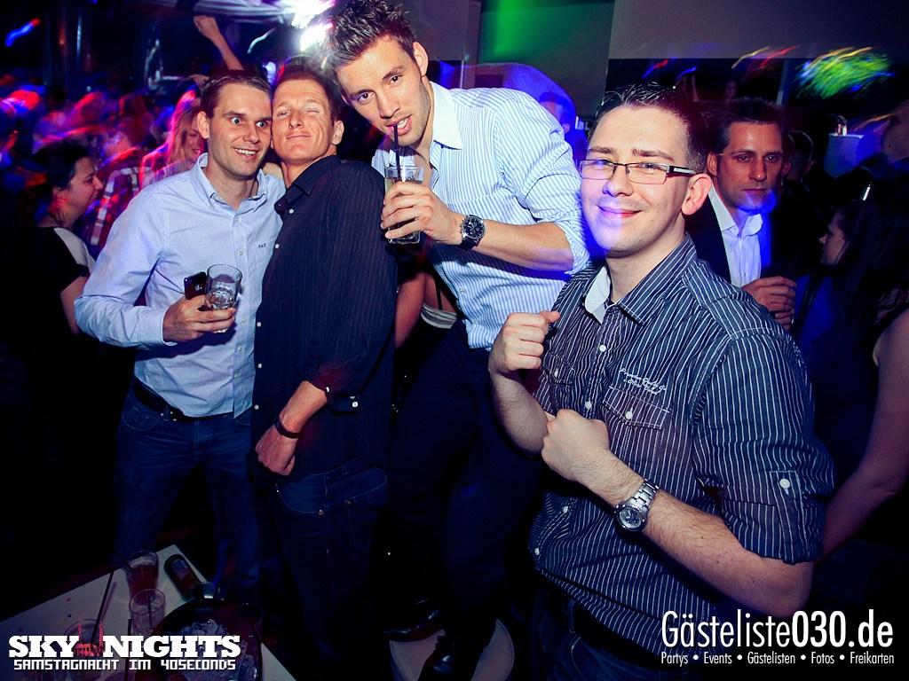 Partyfoto #48 40seconds 07.04.2012 SkyNights - Samstag-Nacht