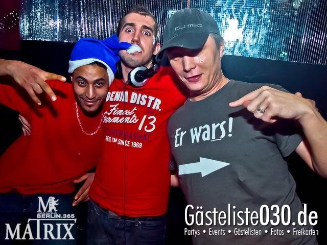 https://www.gaesteliste030.de/Partyfoto #7 Matrix Berlin vom 22.12.2011