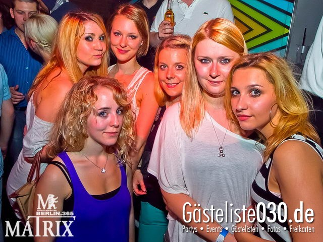 https://www.gaesteliste030.de/Partyfoto #80 Matrix Berlin vom 09.05.2012