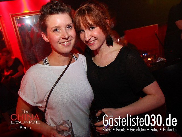 https://www.gaesteliste030.de/Partyfoto #56 China Lounge Berlin vom 09.12.2011