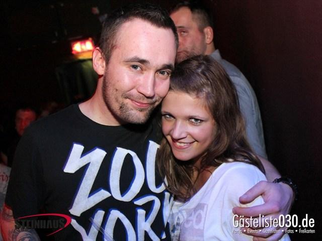 https://www.gaesteliste030.de/Partyfoto #40 Steinhaus Berlin vom 09.03.2012