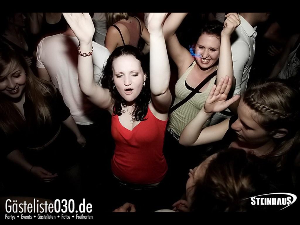 Partyfoto #49 Steinhaus 11.05.2012 Friday Night Club
