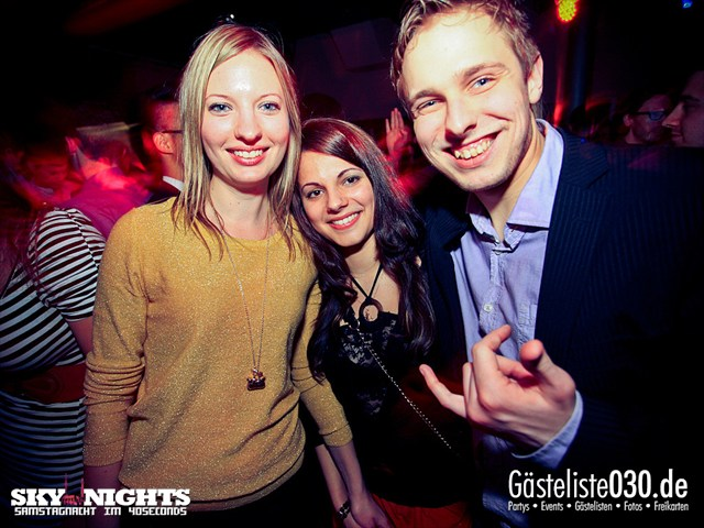 https://www.gaesteliste030.de/Partyfoto #58 40seconds Berlin vom 07.04.2012