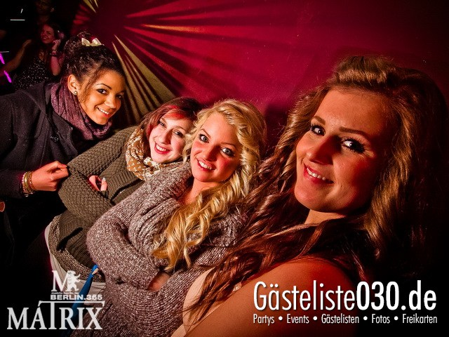 https://www.gaesteliste030.de/Partyfoto #88 Matrix Berlin vom 01.02.2012