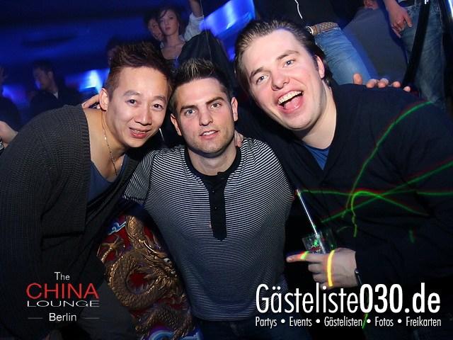https://www.gaesteliste030.de/Partyfoto #8 China Lounge Berlin vom 13.01.2012