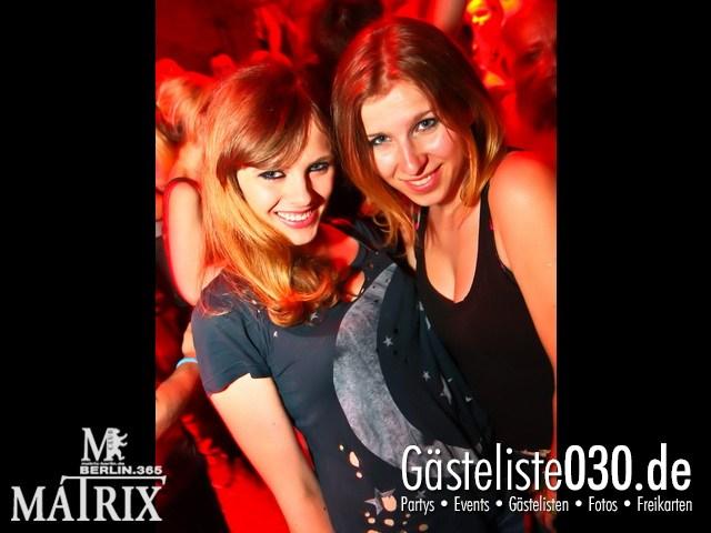 Partypics Matrix 05.05.2012 Fruity!