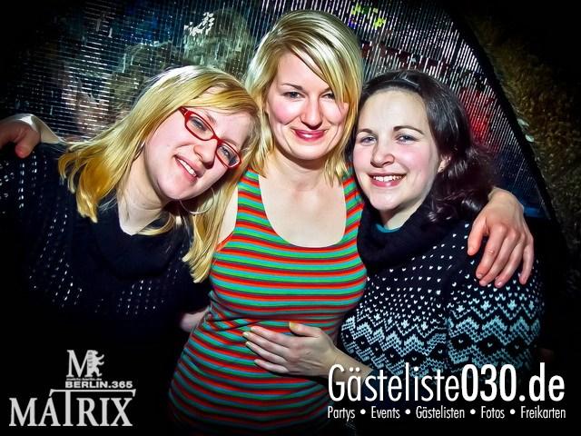 https://www.gaesteliste030.de/Partyfoto #69 Matrix Berlin vom 14.01.2012