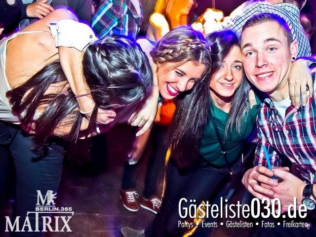 https://www.gaesteliste030.de/Partyfoto #85 Matrix Berlin vom 25.01.2012