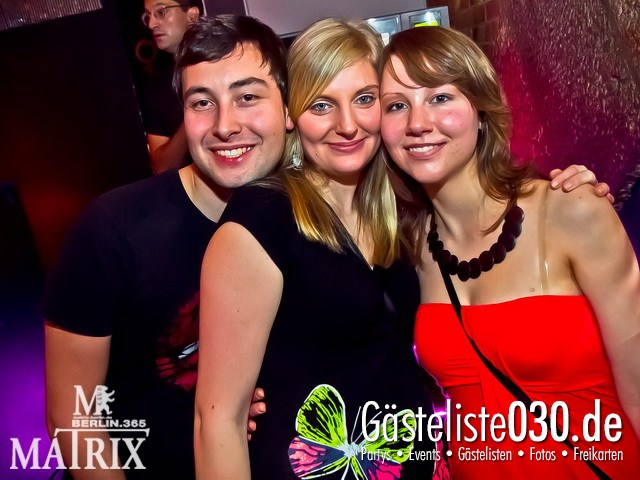 https://www.gaesteliste030.de/Partyfoto #28 Matrix Berlin vom 16.12.2011