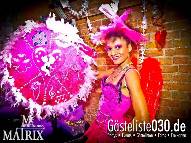 https://www.gaesteliste030.de/Partyfoto #69 Matrix Berlin vom 14.02.2012