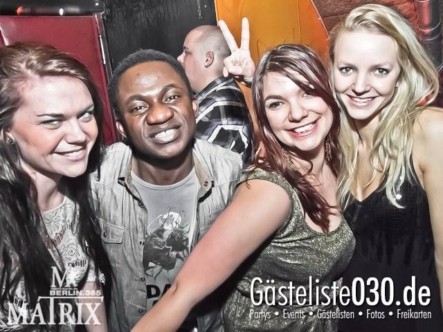 https://www.gaesteliste030.de/Partyfoto #20 Matrix Berlin vom 06.01.2012