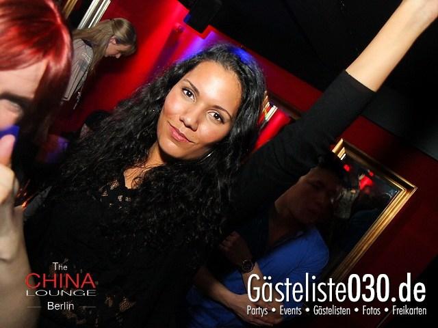https://www.gaesteliste030.de/Partyfoto #62 China Lounge Berlin vom 13.01.2012