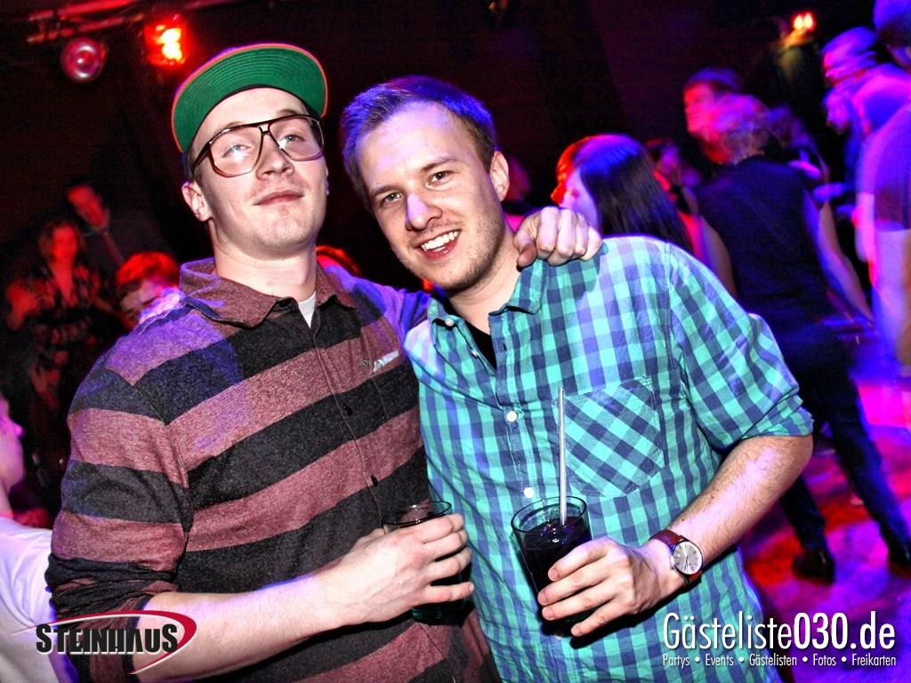 Partyfoto #48 Steinhaus 23.03.2012 Friday Night Club