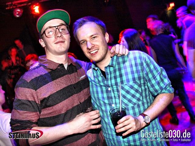 https://www.gaesteliste030.de/Partyfoto #48 Steinhaus Berlin vom 23.03.2012
