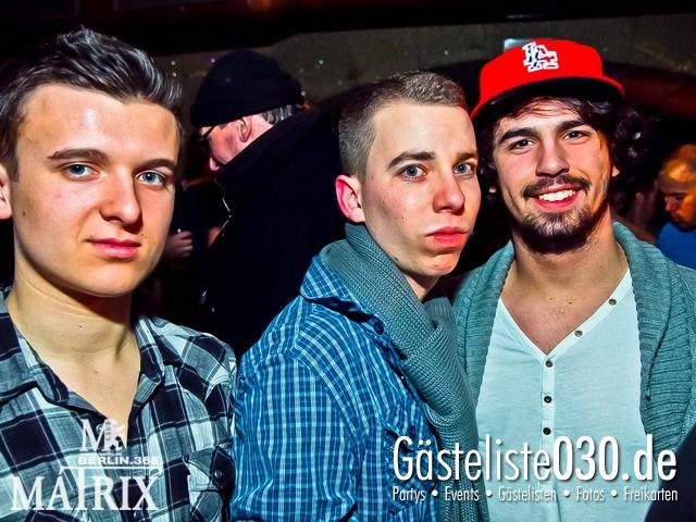 https://www.gaesteliste030.de/Partyfoto #58 Matrix Berlin vom 15.03.2012