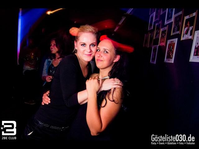 https://www.gaesteliste030.de/Partyfoto #65 2BE Club Berlin vom 14.04.2012
