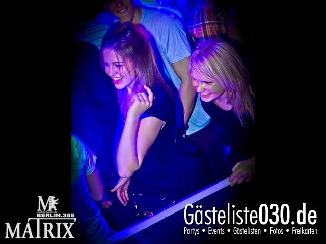 https://www.gaesteliste030.de/Partyfoto #78 Matrix Berlin vom 05.04.2012