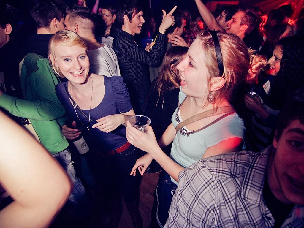 Partyfoto #48 Kili Club 16.12.2011 Die Studentenparty - Telepathie