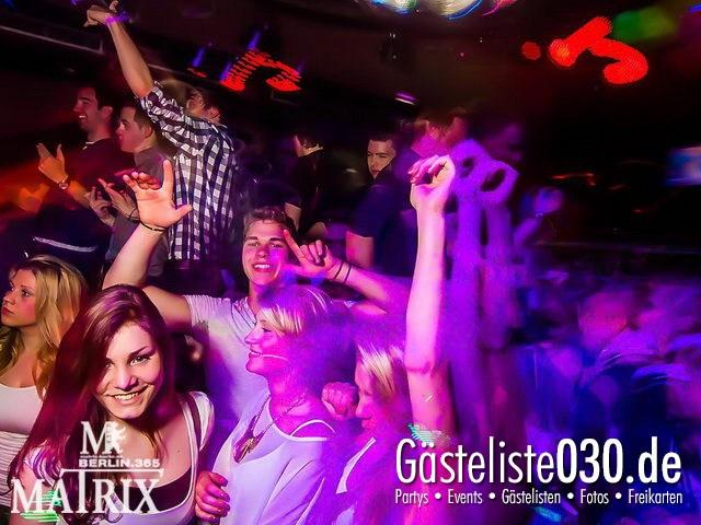 https://www.gaesteliste030.de/Partyfoto #58 Matrix Berlin vom 16.05.2012