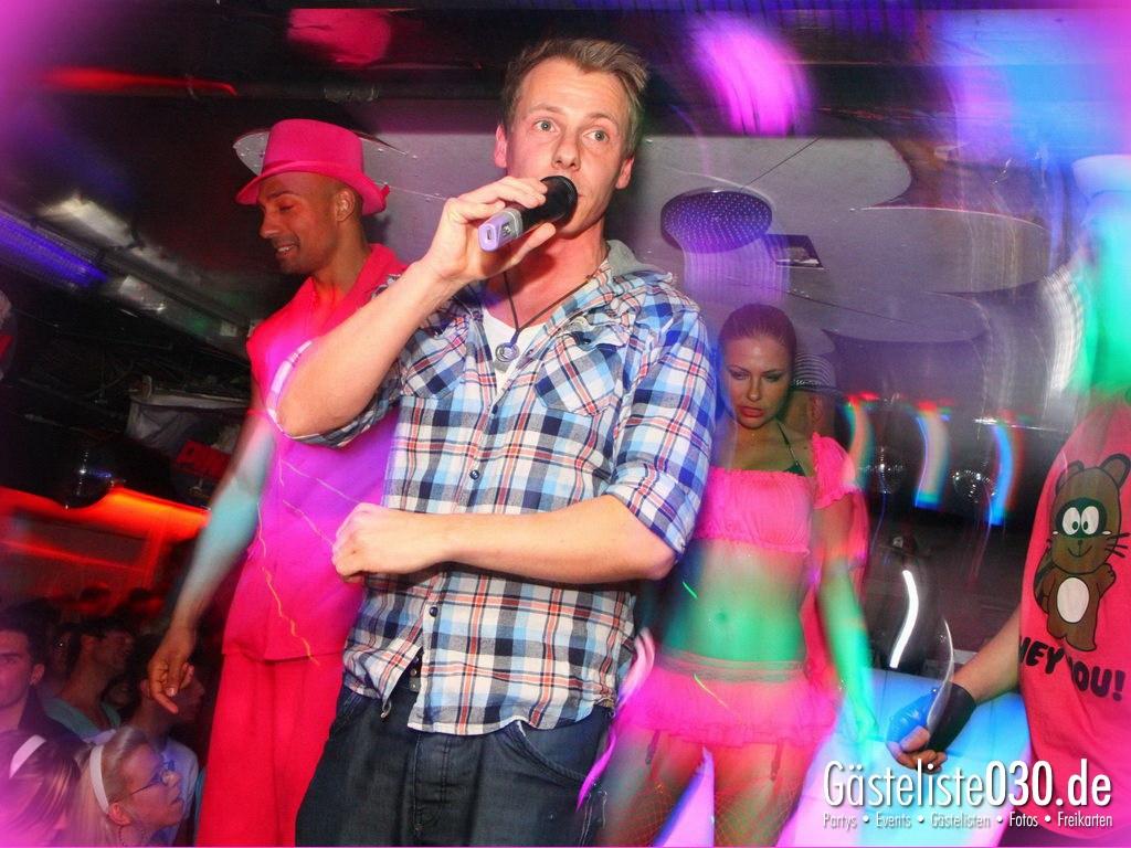 Partyfoto #49 Q-Dorf 30.03.2012 Pink!