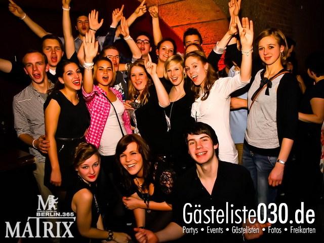 https://www.gaesteliste030.de/Partyfoto #28 Matrix Berlin vom 12.01.2012