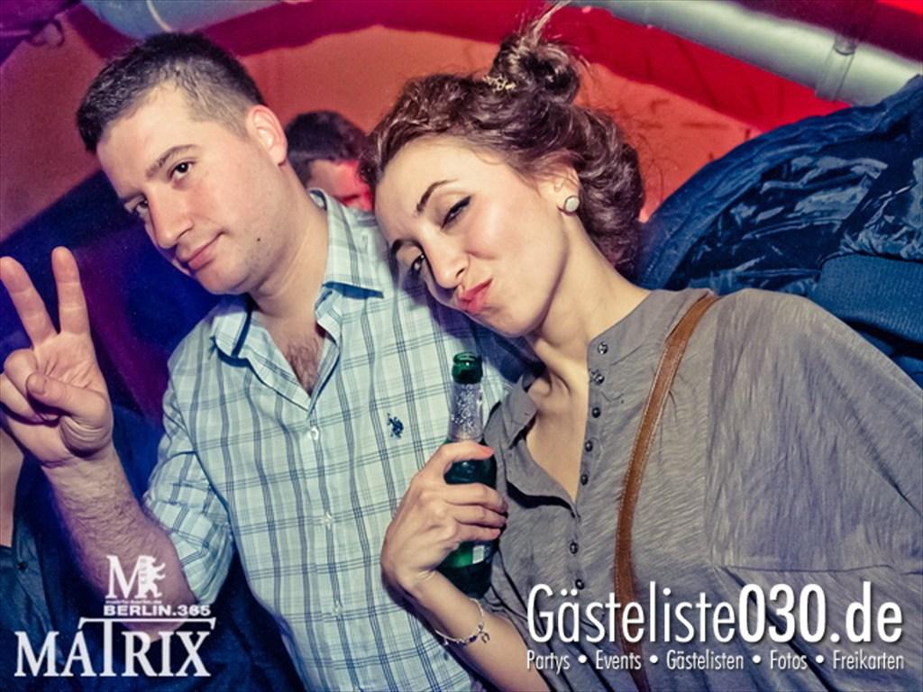 Partyfoto #49 Matrix 04.04.2012 Allure