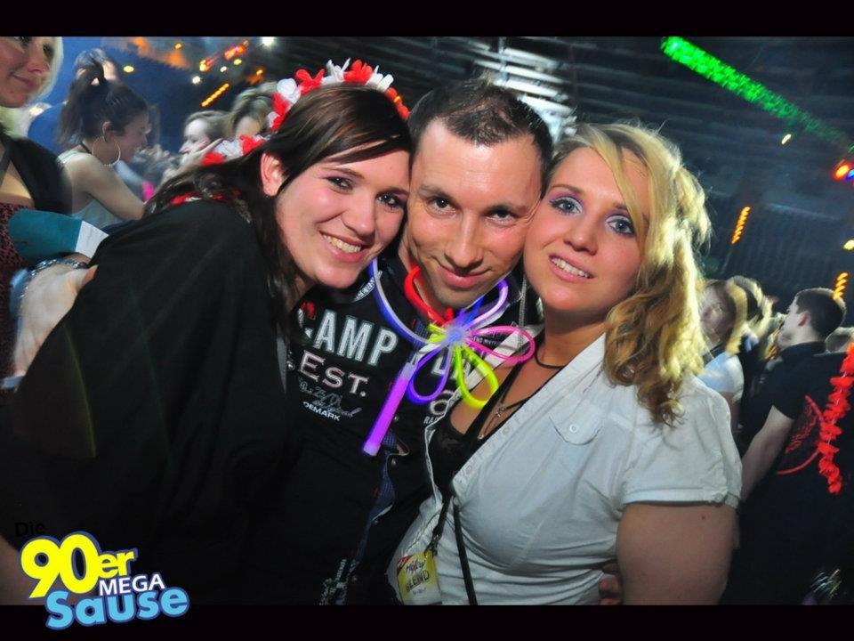 Partyfoto #49 Velodrom 04.02.2012 Die 90er MEGA Sause mit Haddaway *live* und Benjamin Boyce *live*