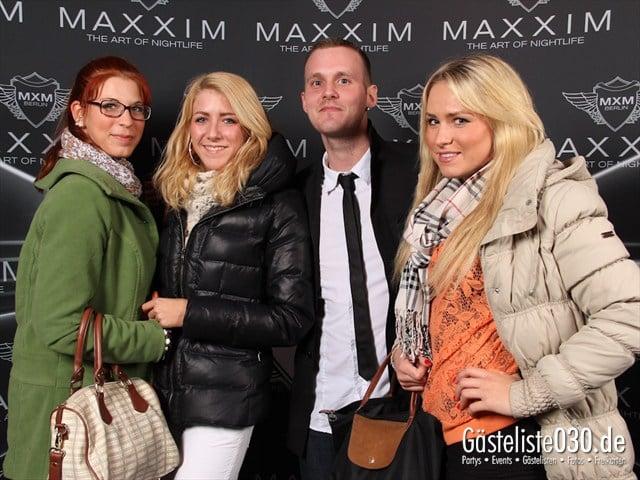 https://www.gaesteliste030.de/Partyfoto #20 Maxxim Berlin vom 30.03.2012