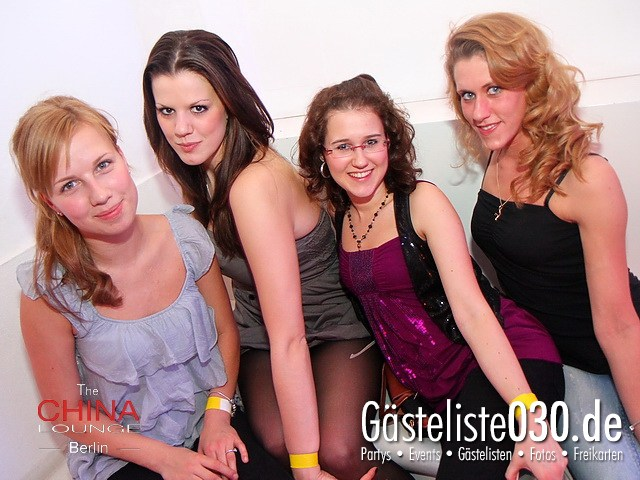 https://www.gaesteliste030.de/Partyfoto #4 China Lounge Berlin vom 09.12.2011
