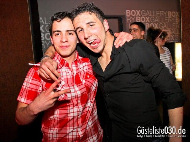https://www.gaesteliste030.de/Partyfoto #24 Box Gallery Berlin vom 06.04.2012