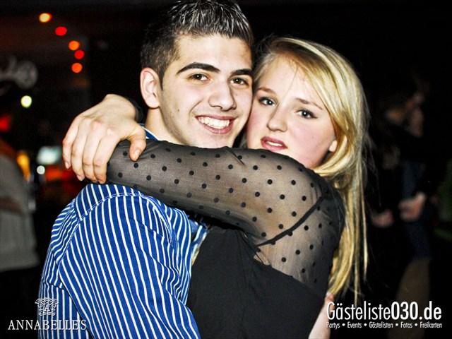 https://www.gaesteliste030.de/Partyfoto #38 Annabelle's Berlin vom 13.04.2012
