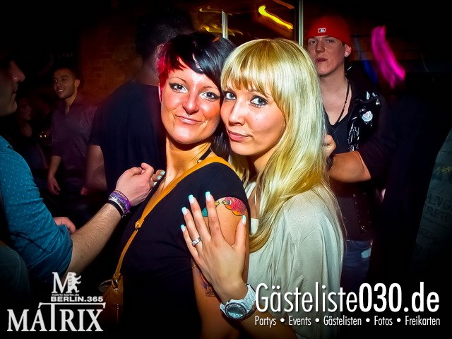 https://www.gaesteliste030.de/Partyfoto #148 Matrix Berlin vom 21.03.2012