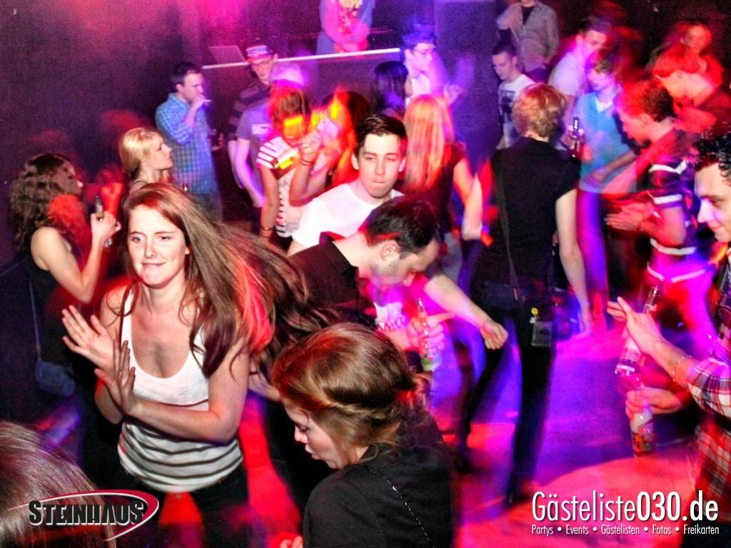 Partyfoto #50 Steinhaus 23.03.2012 Friday Night Club