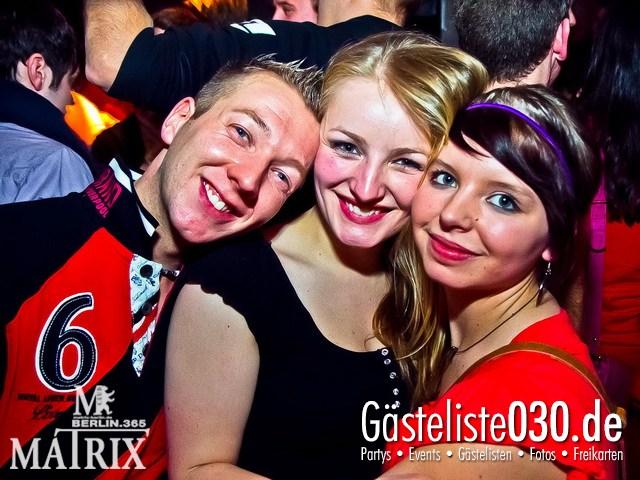 https://www.gaesteliste030.de/Partyfoto #28 Matrix Berlin vom 09.02.2012