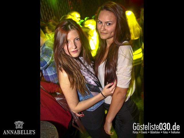 https://www.gaesteliste030.de/Partyfoto #15 Annabelle's Berlin vom 11.04.2012