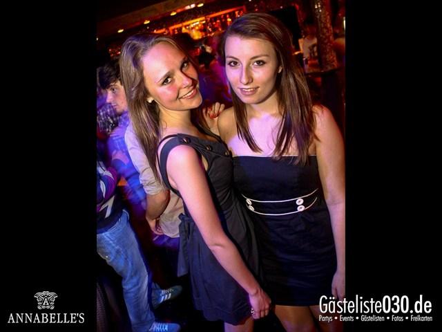 https://www.gaesteliste030.de/Partyfoto #24 Annabelle's Berlin vom 09.04.2012